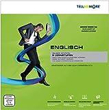 TELL ME MORE® Enriched Version (10.5) Silber Edition – Englisch: 5 Lernstufen / DVD-ROM für PC inklusive Headset