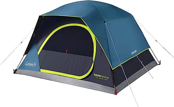 Coleman Dark Room Skydome Tent (4/6/8 Person)