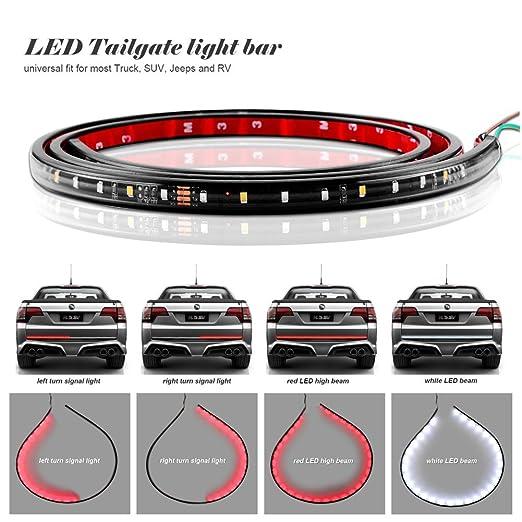 Review FG LED Flexible Pickup