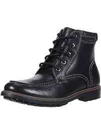 Clarks Mens Currington High Chukka Boots