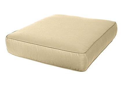 Ordinaire 26u0026quot; X 30u0026quot; X 5u0026quot; Sunbrella Deep Seating Chair Cushion  (Sunbrella Antique
