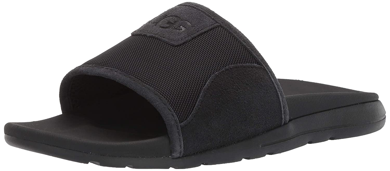 c6a9744588f UGG Men's Xavier Ballistic Slide Sandal