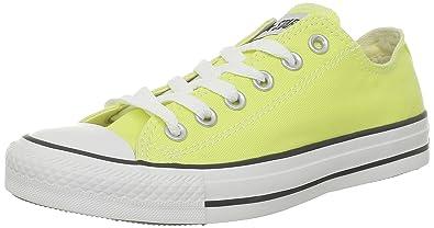 9fcaf0860cab Converse Men s CT OX Light Yellow Skateboarding Shoe 136817C (US ...