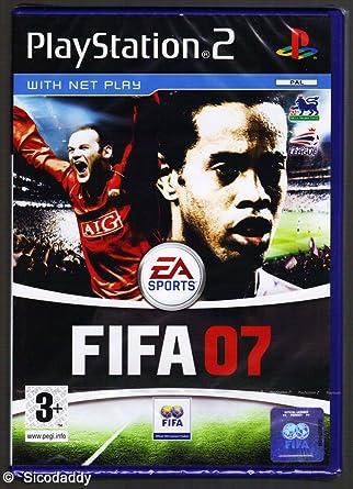 Resultado de imagen para FIFA 07 ps2