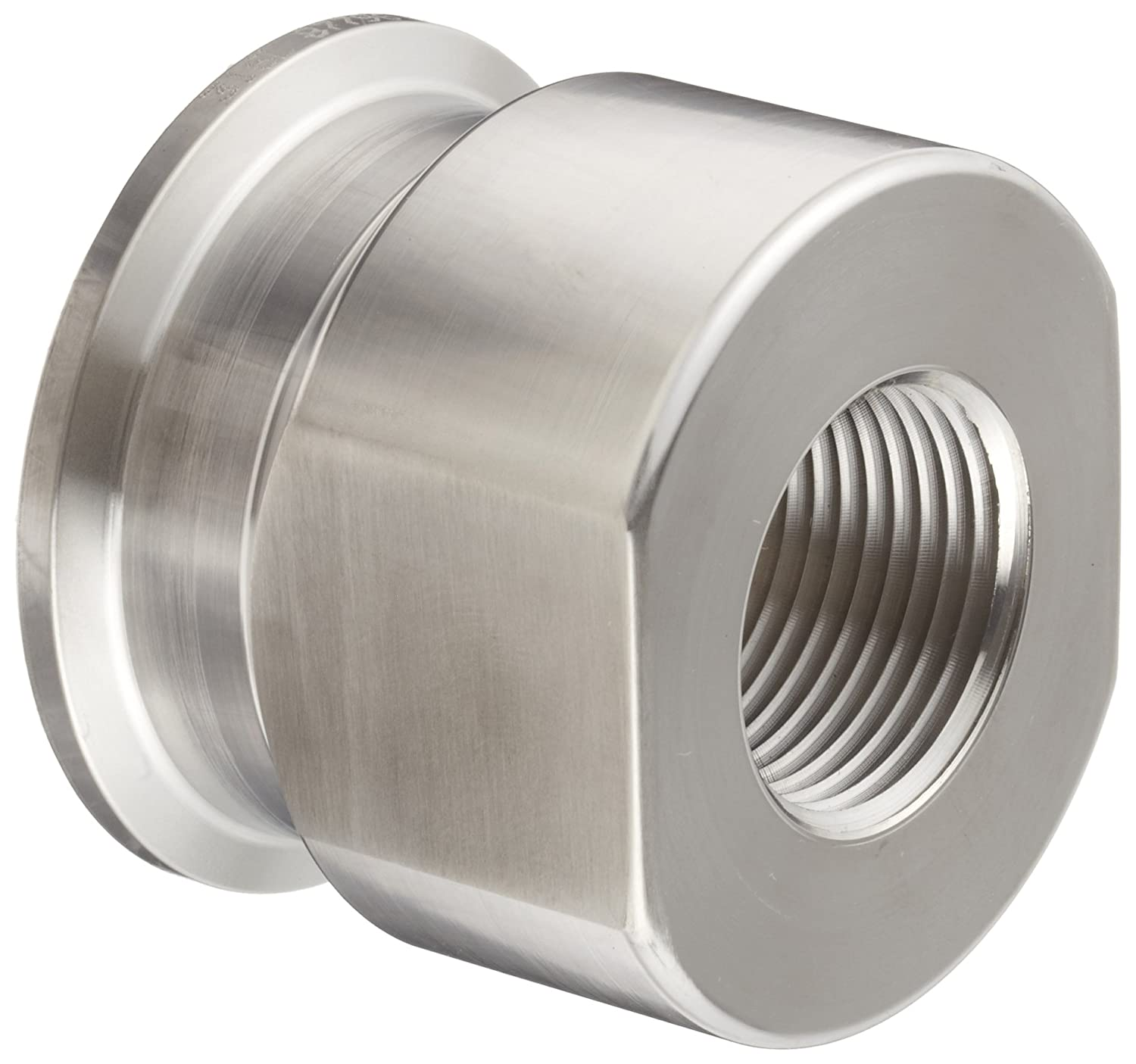 Clamp Adapter Dixon 22MP-R50 Stainless Steel 316L Sanitary Fitting 1//2 Tube OD x 1//2 NPT Female