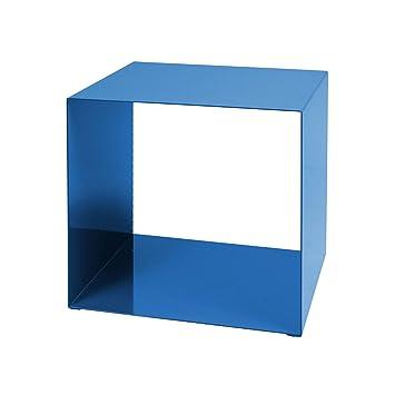 Regalwürfel QUADRATO, Blau, H 35 x B 35 x T 30 cm - (KUBUS STORAGE ...