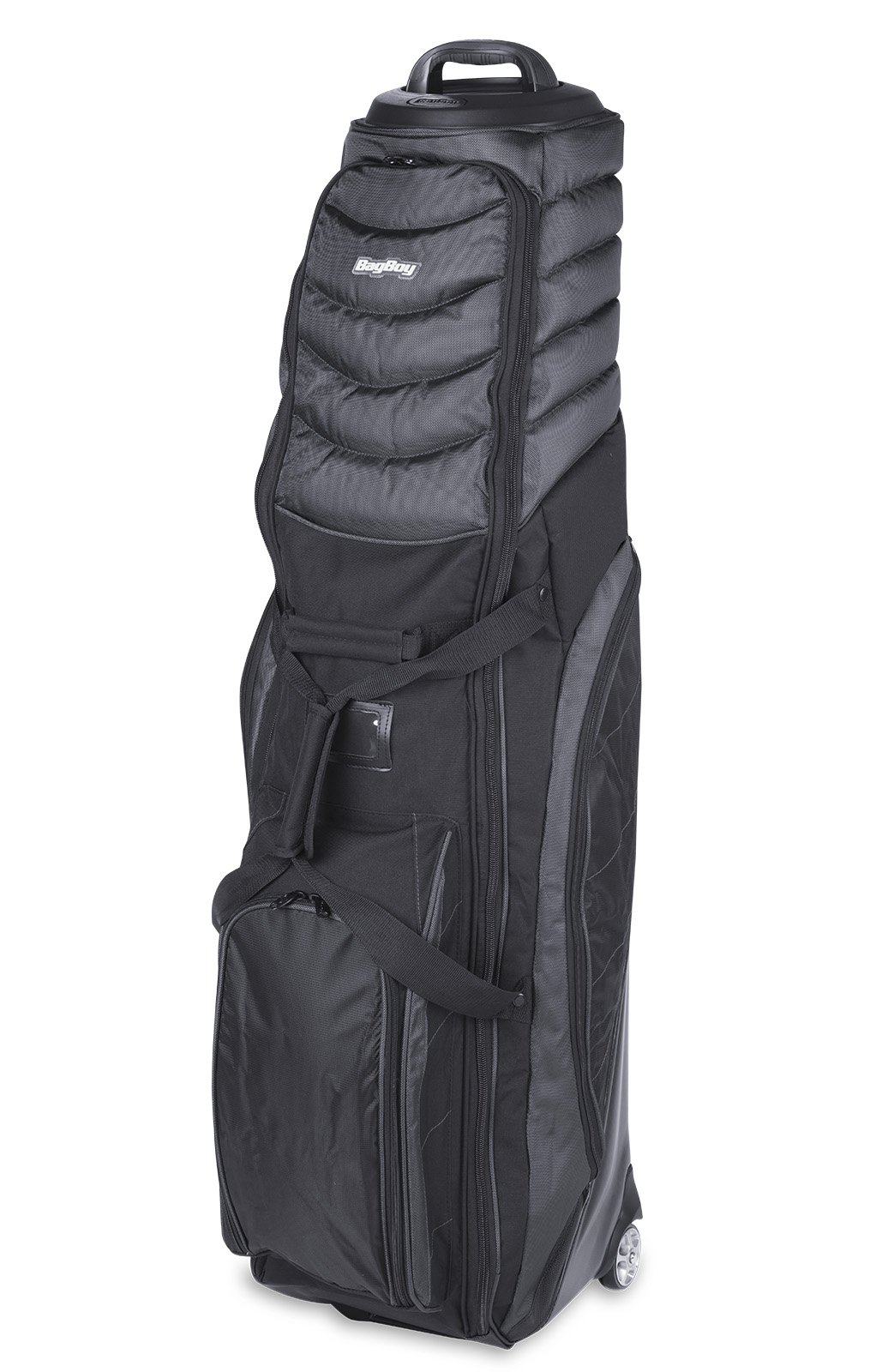 Bag Boy T-2000 Golf Travel Covers, Charcoal/Black