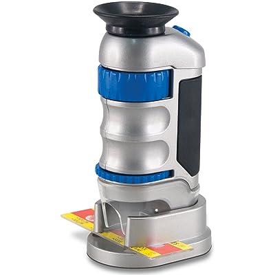 Edu-Toys Handheld Mini Field Microscope: Toys & Games