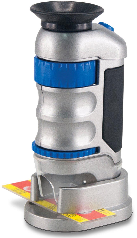 Elenco Edu-Toys Handheld Mini Field Microscope
