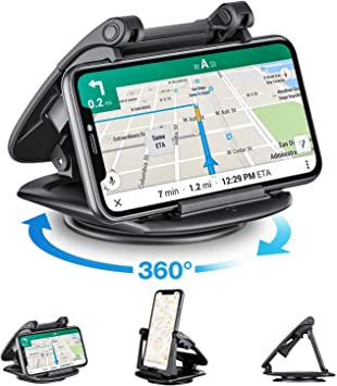 Modohe Handyhalterung Auto 360 Sockel Drehbar Kfz Elektronik