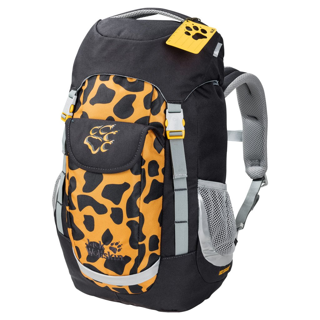 Jack Wolfskin Kids Explorer Hiking Daypacks, Jaguar, One Size