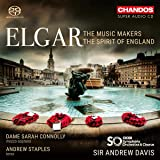 Elgar: The Music Makers [Sarah Connolly; Andrew Staples; BBC Symphony Orchestra] [Chandos: CHSA 5215]