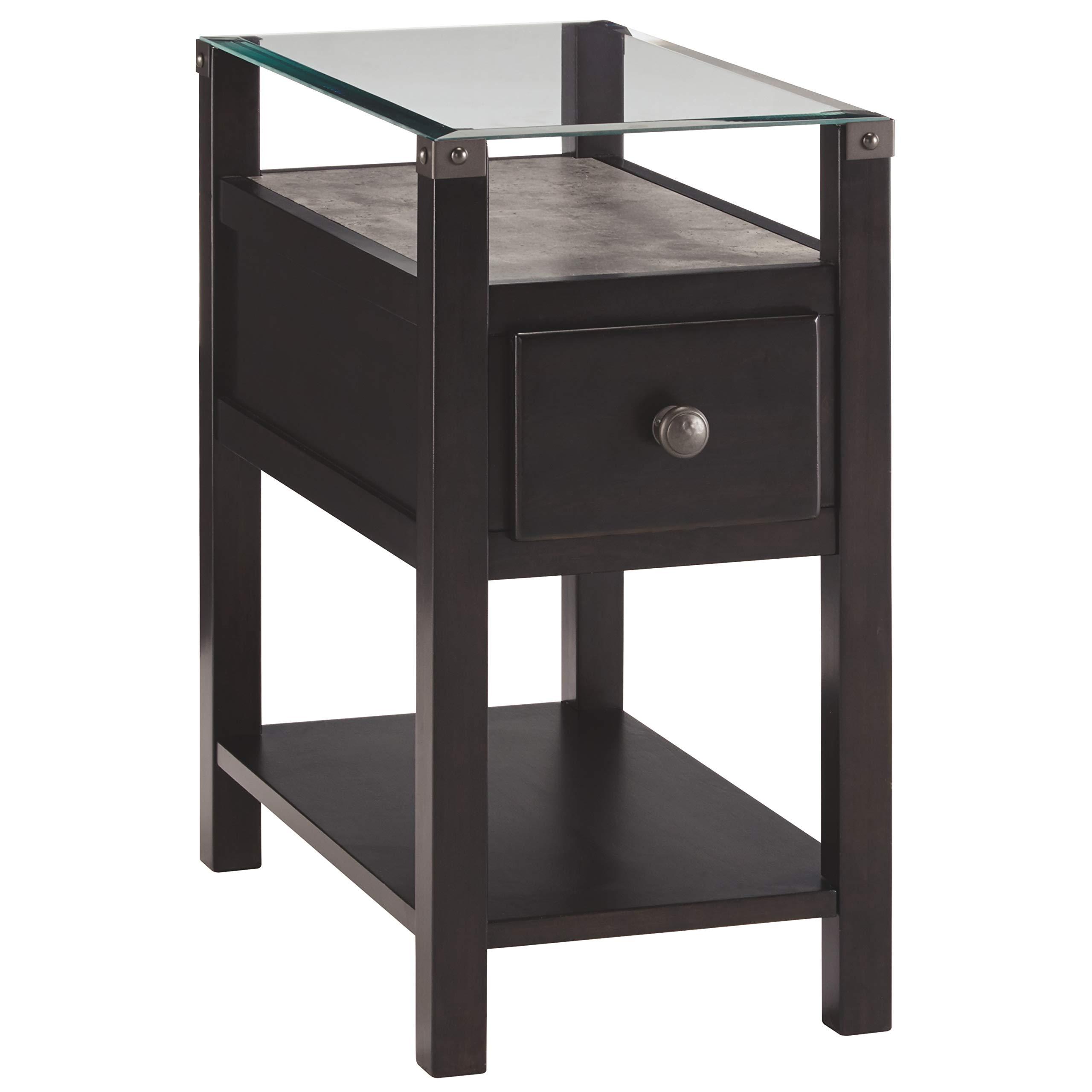 Signature Design by Ashley Diamenton Chair Side End Table Multi by Signature Design by Ashley