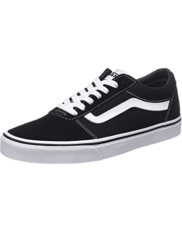 Vans Ward Suede Canvas 249ccdb751f
