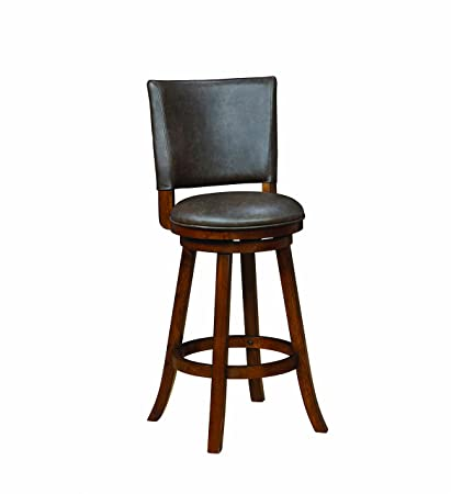 Miraculous Amazon Com Coaster 104894 Co Rustic Swivel Bar Stools Set Dailytribune Chair Design For Home Dailytribuneorg