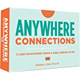 Anywhere Connections: 75 Cards for Discovering Yourself & Others, Wherever You Are