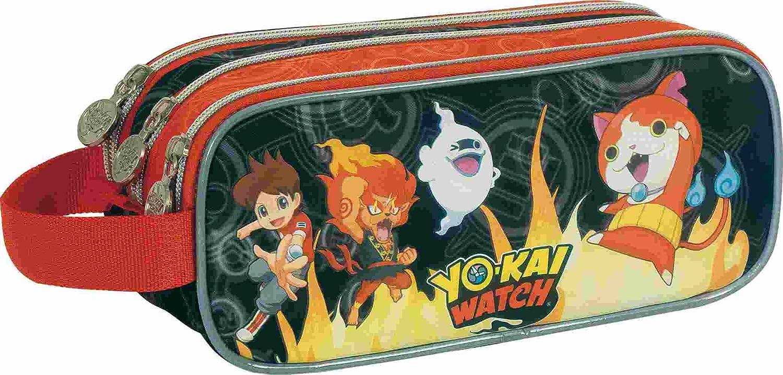 Sportandem Yo Kai Watch Fire Mochila Tipo Casual, 22 cm: Amazon.es: Equipaje