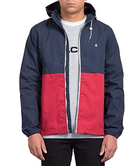 Volcom Howard Hooded Chaqueta, Hombre