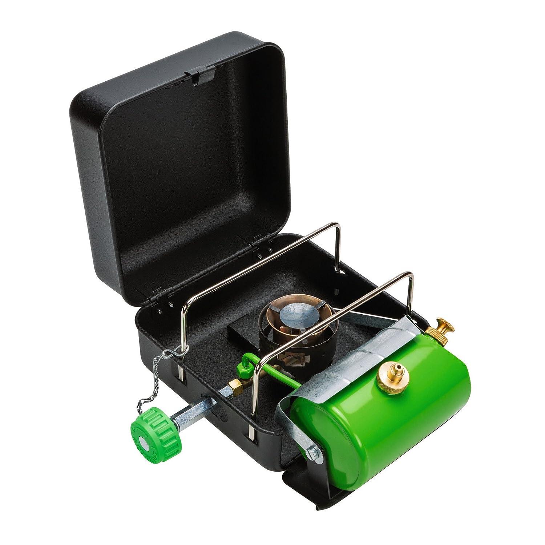 Optimus Benzinkocher Hiker+ - Campingkocher für Benzin, Kerosin und Diesel