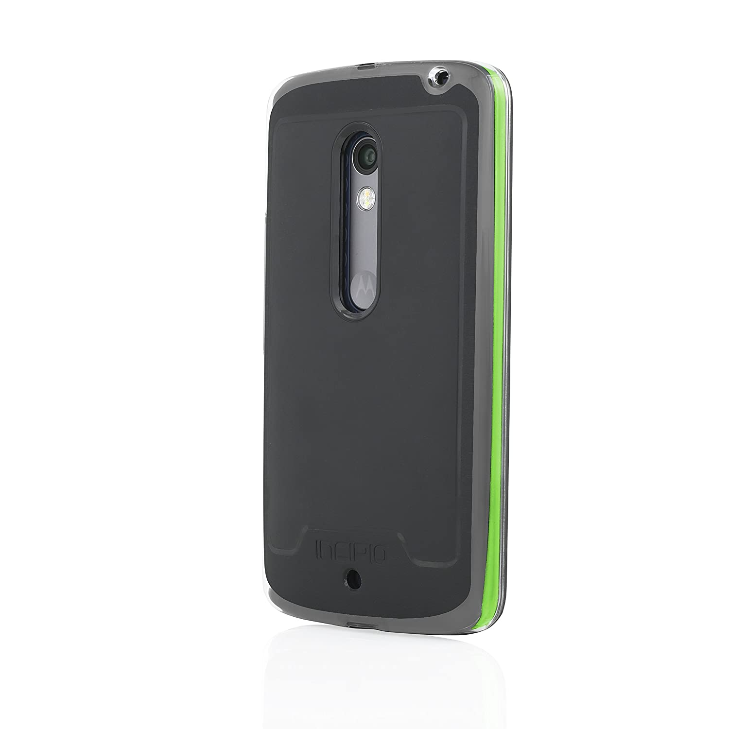 low priced b4ee1 c622d Incipio Cell Phone Case for Droid Maxx 2 - Black