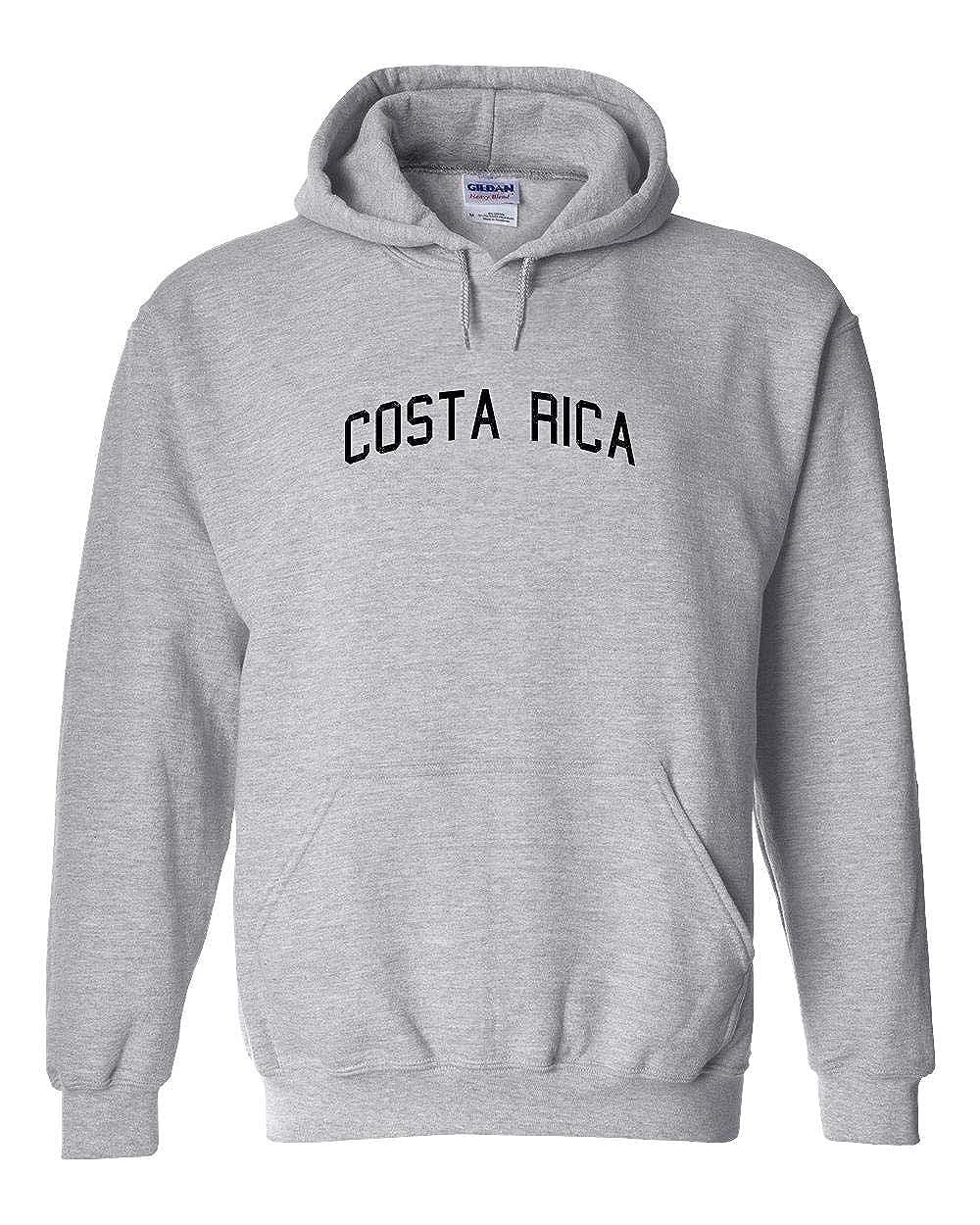 Uncensored Shirts Costa Rica Hoodie