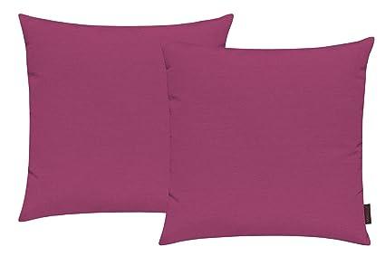 Divano Rosa Cipria : Set di copricuscino per divano salotto dimensione cm