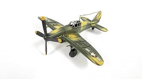 Amazon.com: Verde camuflaje avión con estrellas: Home & Kitchen