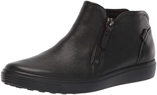 40c9f84b ECCO Women's Soft 7 Ladies Ankle Boots