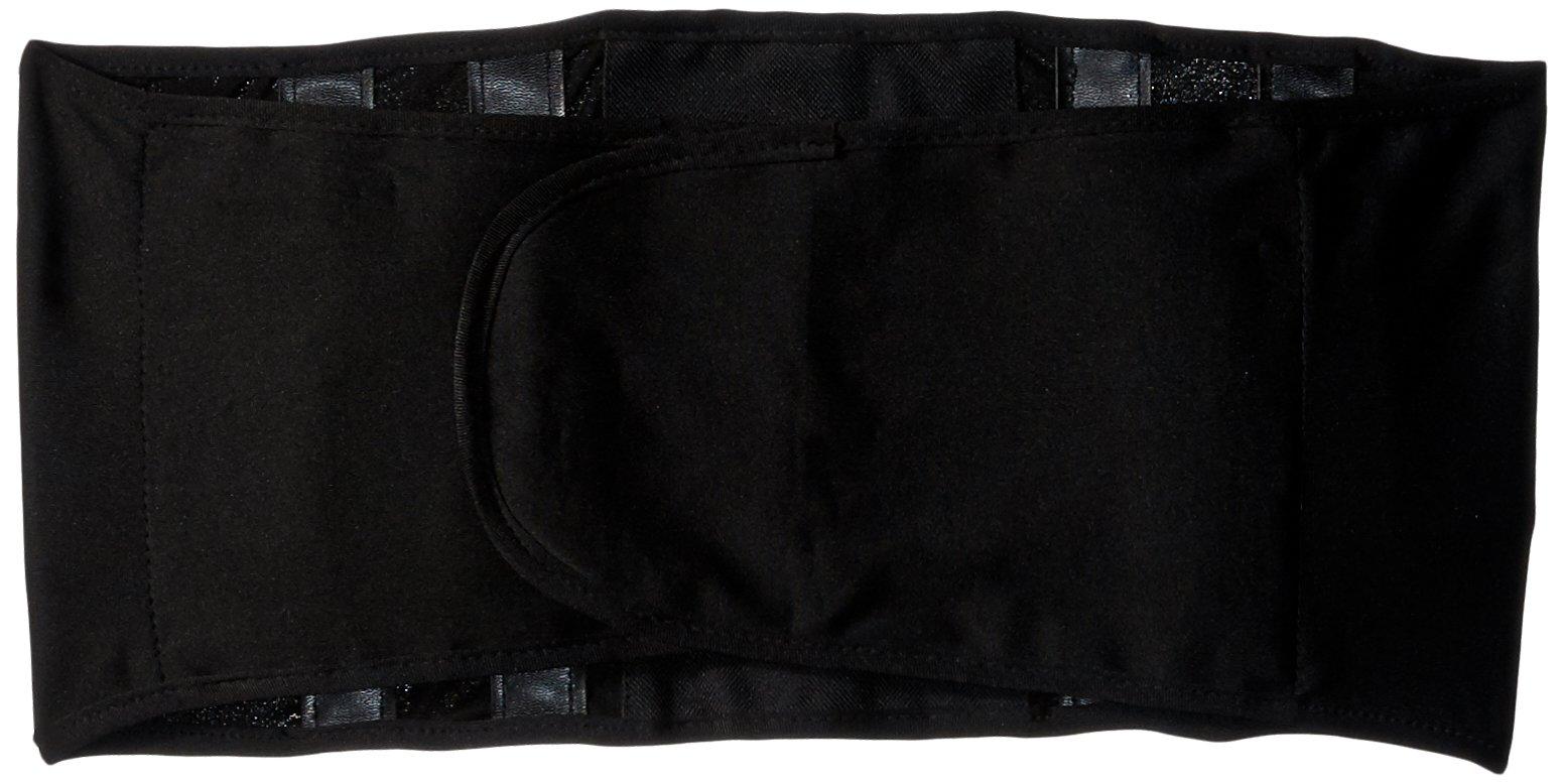 ERB Safety 12309 Samson Back Supports, No Suspenders, 38''-42'', Large, Black