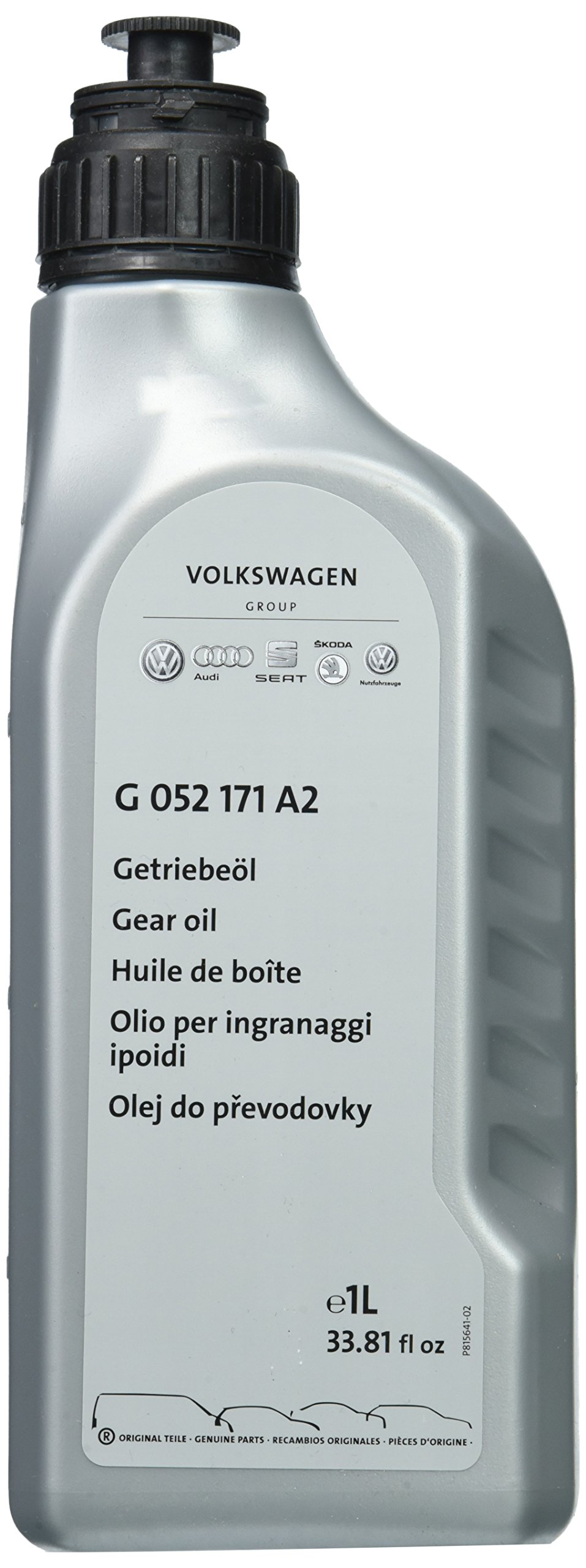 Genuine Audi (G052171A2) 6-Speed Manual Transmission Fluid