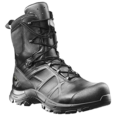 Haix Black Eagle Safety 50 High Functional Shoes Fur Police Militairy And Everybody Else Black