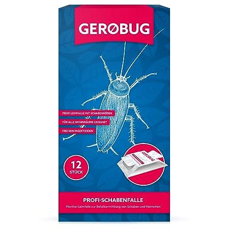 Gerobug 12 X Profi Schabenfalle Inkl Bonus Ebook Zum Schaben