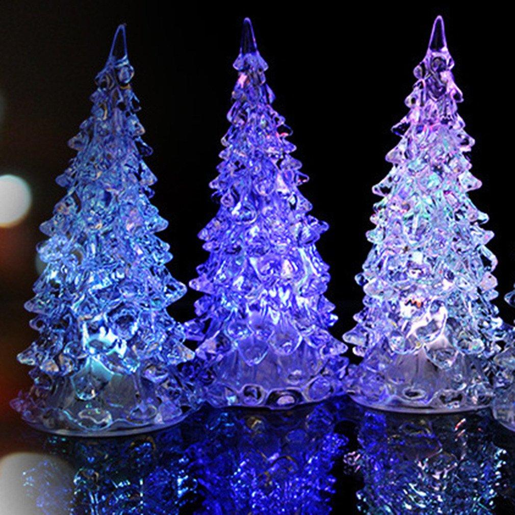 Lukis , 1 paquete de artificial para LED botellas de vino de ocho para el árbol de Navidad para el árbol de Navidad para árbol de navidad iluminado de ...