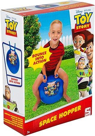 Disney Toy Story Balones Saltadores para Niños | Juguetes De Jardín Inflables De La Película De