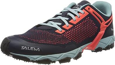 SALEWA WS Lite Train Knit, Zapatillas de Running para Asfalto para Mujer: Amazon.es: Zapatos y complementos