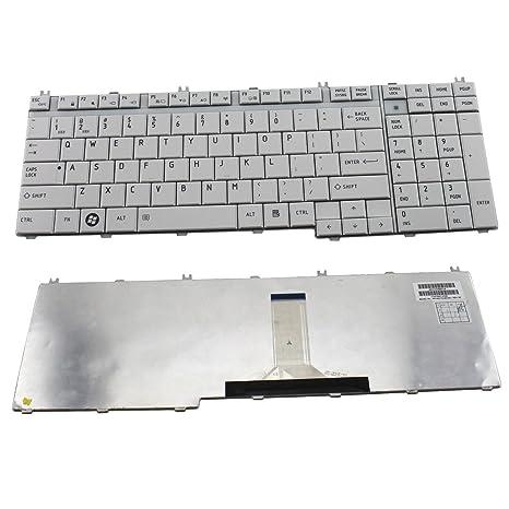 Nuevo teclado para ordenador portátil para Toshiba Satellite L505-S5990 L505-S5993 L505-