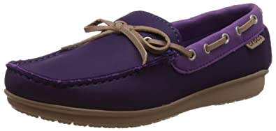 crocs Wrap Colorlite Loafer Damen Slipper  Mokassins