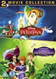 Peter Pan 1 and 2 [DVD] [1953]