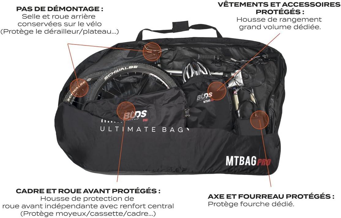 Buds-Sports - Bolsa de bicicleta MTBag Pro - Bolsa de transporte ...