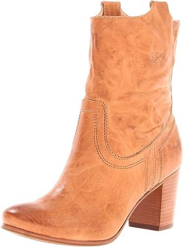 Women's Carson Mid Heel Short Ankle Boot