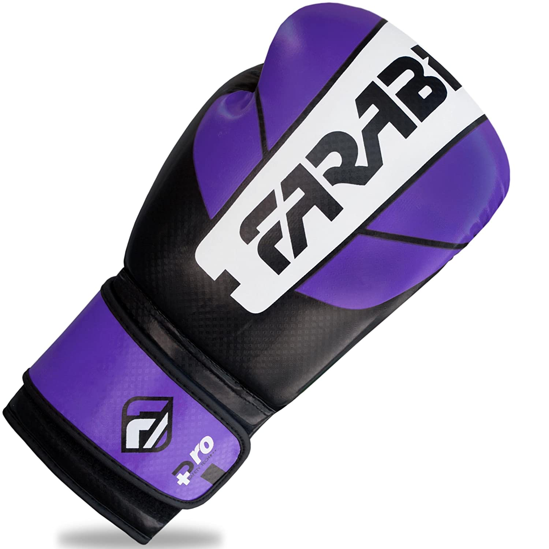 Farabi Pro Safety Tech Boxing Gloves Training Gloves Sparring Gloves
