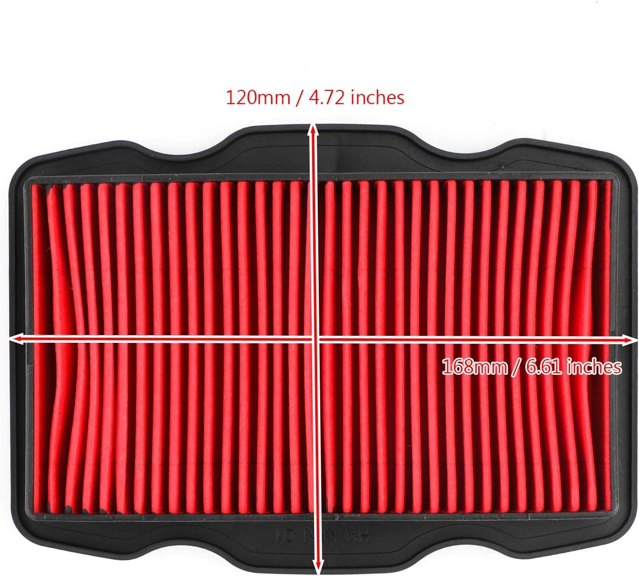 Limpiador de filtro de aire para Hon-da CB125F GLR125 GLR 125 2015 2016 2017 2018 2019