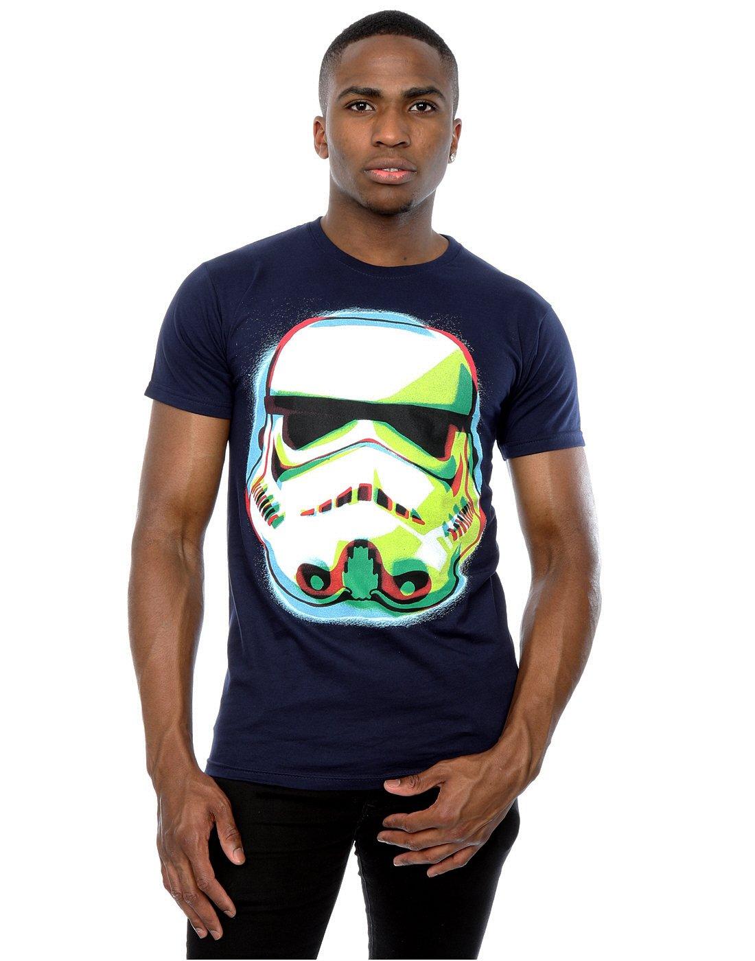 Stormtrooper Command Grafi T Shirt 1117