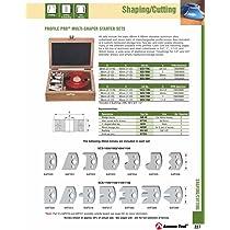 Amana Tool SCS-1102 Multipiece Profile Pro 88mm Dia x 40mm x 1 Bore Starter Set
