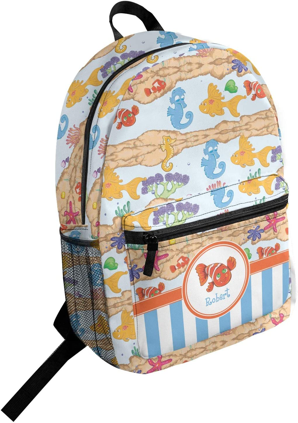 Under The Sea Student Backpack Personalized