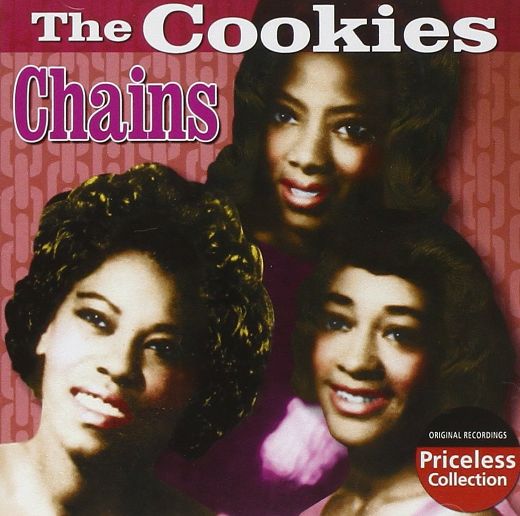 CD : The Cookies - Chains (CD)