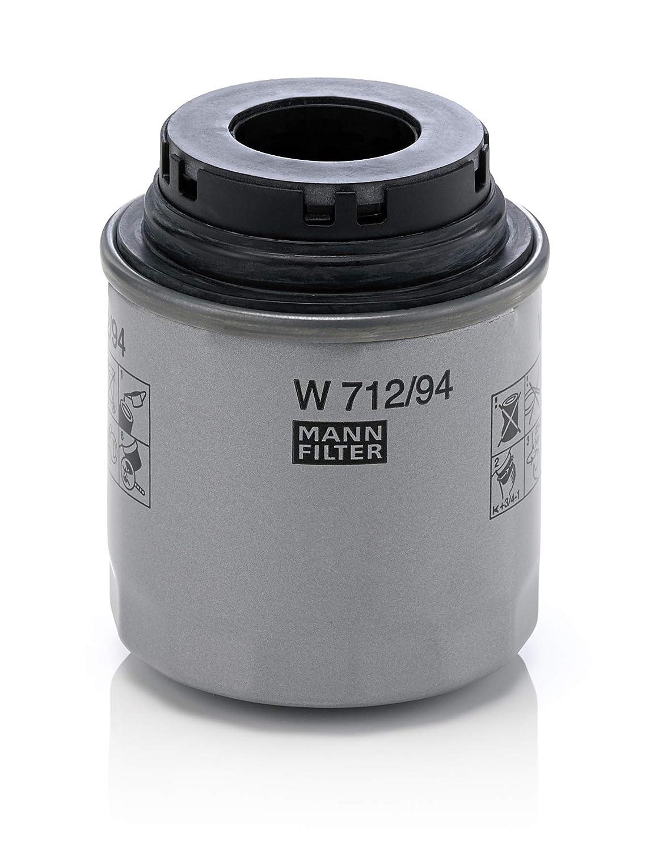Mann Filter W712/94 Oil Filter MANN & HUMMEL GMBH