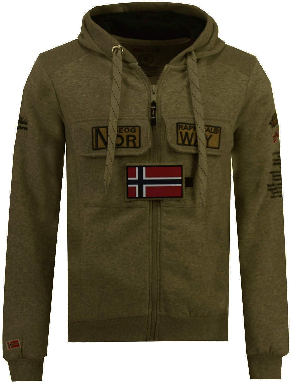 Geographical Norway – Sudadera para hombre
