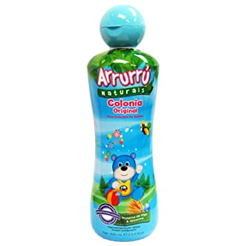 Amazon.com : Arrurru Naturals Fine Cologne for Babies-Colonia Original-Boys : Baby Products : Beauty