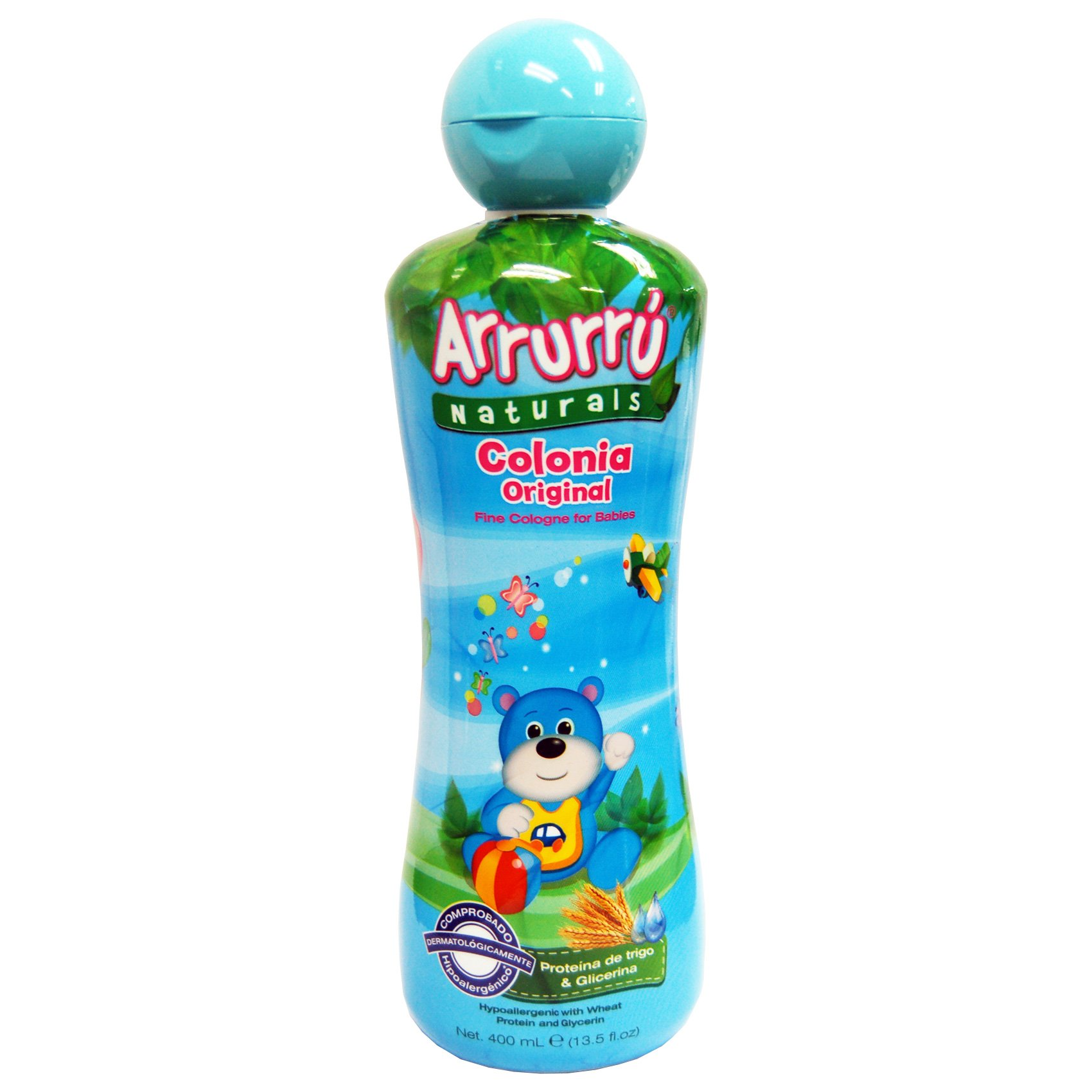 Arrurru Naturals Fine Cologne for Babies-Colonia Original-Boys
